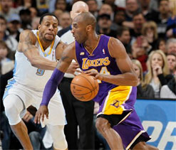 NBA: LA Lakers lose to Denver Nuggets