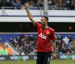 Ryan Giggs eyeing starting berth against Real Madrid after recent fine form