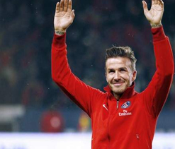 Beckham will start for PSG against Marseille, confirms Ancelotti