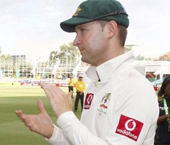 Dhoni`s innings was a game-changer, admits Michael Clarke