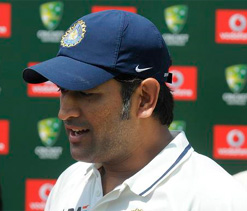 I never ever dreamt of scoring double century: Dhoni