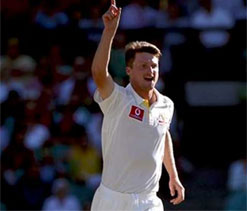 Injured pacer Bird ruled out of India Test series