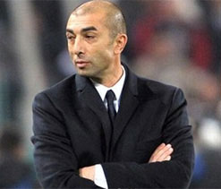 Chelsea remove Di Matteo`s picture from Stamford Bridge
