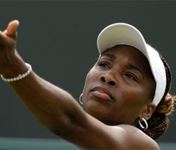 Venus Williams survives scare in Brazil Cup