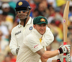 Tight security in place for Hyderabad Test