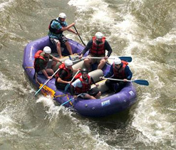 Slovakia win inaugural Int River Rafting C`ship in JK