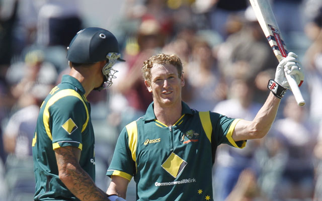 Bailey slams ton as Australia beat West Indies in Perth