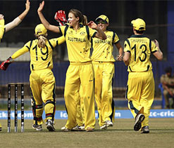 Haynes`s 83 helps Australia beat South Africa by 3 wickets