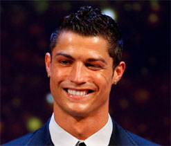 I am a humble person, says Cristiano Ronaldo