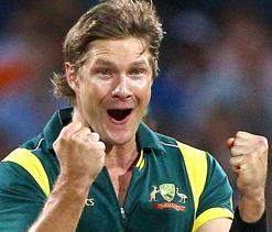 Watson returns to international cricket ahead of India tour