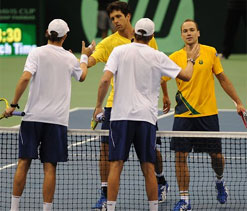 Davis Cup: Melo slams Isner for unprofessionalism