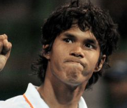 Somdev in 2nd round of Zagreb ATP event