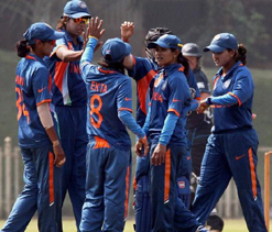 Indian women`s cricket team arrives for Pakistan match