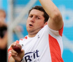 Bresnan in race against time to be fit for Ashes