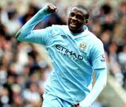 Manchester City can still win the title: Toure