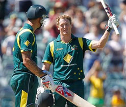 Oz eyeing 5-0 ODI clean sweep against Windies