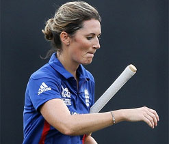 Women's World Cup: England skipper laments poor shot selection by team-mates