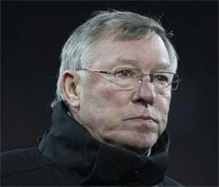Ferguson to rotate Manchester United squad during crucial week