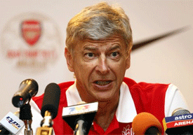 Wenger calls for stricter measures to tackle doping, match fixing in football