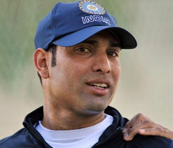 Dhoni is best person to lead India: Laxman
