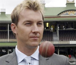 Brett Lee not surprised by Chennai track