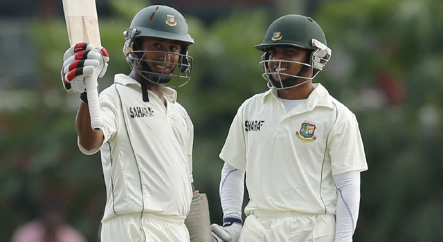 SL vs Ban - 1st Test, Day 3: Ashraful, Rahim slam tons as Bangladesh dominate