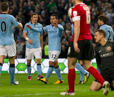 FA Cup: Man City beat Barnsley 5-0, through to semis