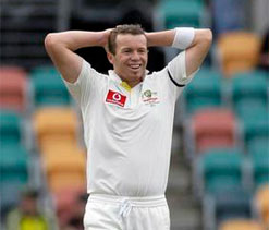 Peter Siddle says needs to `lift` from `below-par` performance