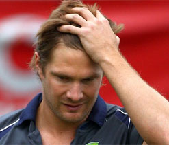 Shane Watson under scanner in Mohali Test