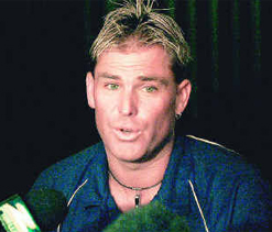 What`s happening is ridiculous, says  Shane Warne