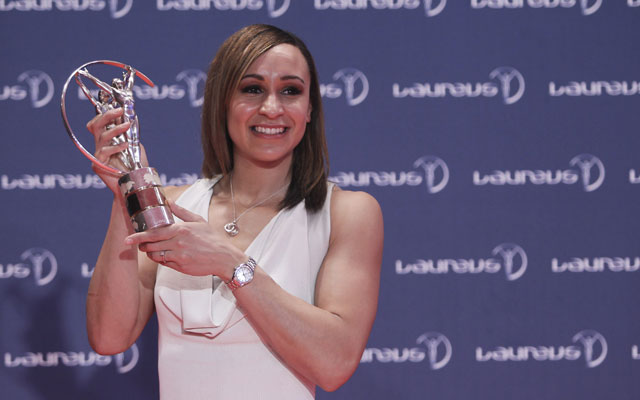 Laureus Awards: Usain Bolt, Jessica Ennis win top honours