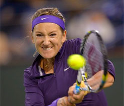 Victoria Azarenka advances to round 4 at Indian Wells