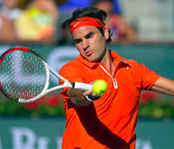 Federer, Nadal, Djokovic through to fourth round at Indian Wells