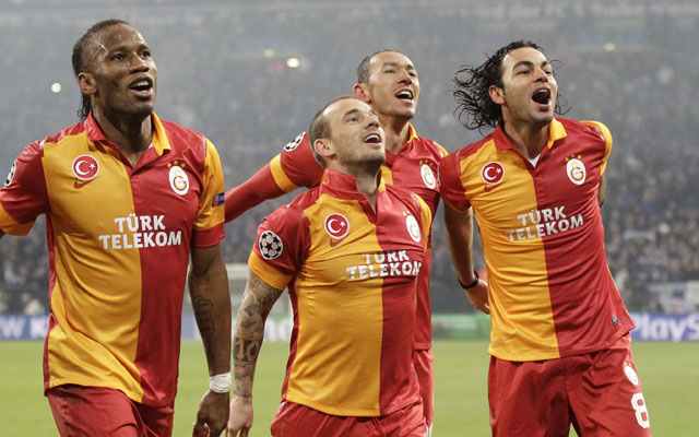 UEFA Champions League: Galatasary beat Schalke in second leg to advance to quarters