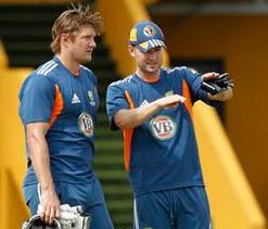 Clarke hopeful of Watson playing fourth Test