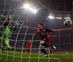 Champions` League: Arsenal fall short of Munich miracle