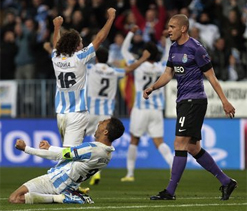 Champions` League: Malaga Cruz past Porto
