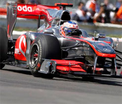 Vodafone-McLaren to split after 2013