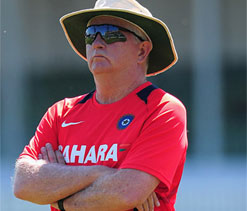 Duncan Fletcher gets one-year extension as India coach