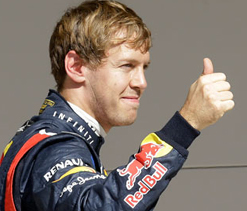 Vettel fastest in practice for F1`s Australian GP