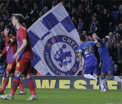 Chelsea draw Rubin Kazan in Europa League quarters