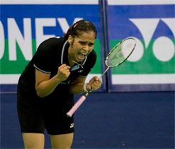 Saina advances to semis of Swiss Open