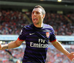 Cazorla insists Arsenal can carry forward momentum against Swansea
