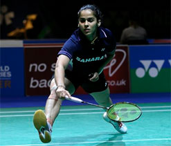 Saina ousted by Shixian in Swiss Open semis