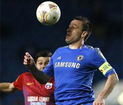 UAE clubs eye volatile Chelsea captain Terry