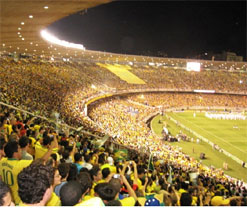 Brazil guarantee Maracana completion for FIFA World Cup 2014