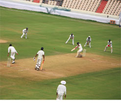 Himachal beat Services by 1 run in a thrilling T20 game