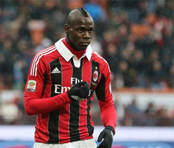 Best chance for Balotelli, says Allegri