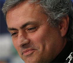 Jose Mourinho hints he would like Inter return