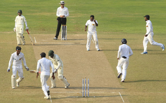 Colombo Test: Sri Lanka beat Bangladesh to clinch series 1-0